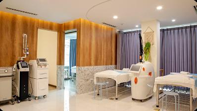 Hình ảnh Phòng chăm sóc da tại Chi nhánh Thẩm Mỹ DIVA Hồ Chí Minh