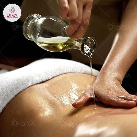 Massage tinh dầu (SENSORELAX massage)