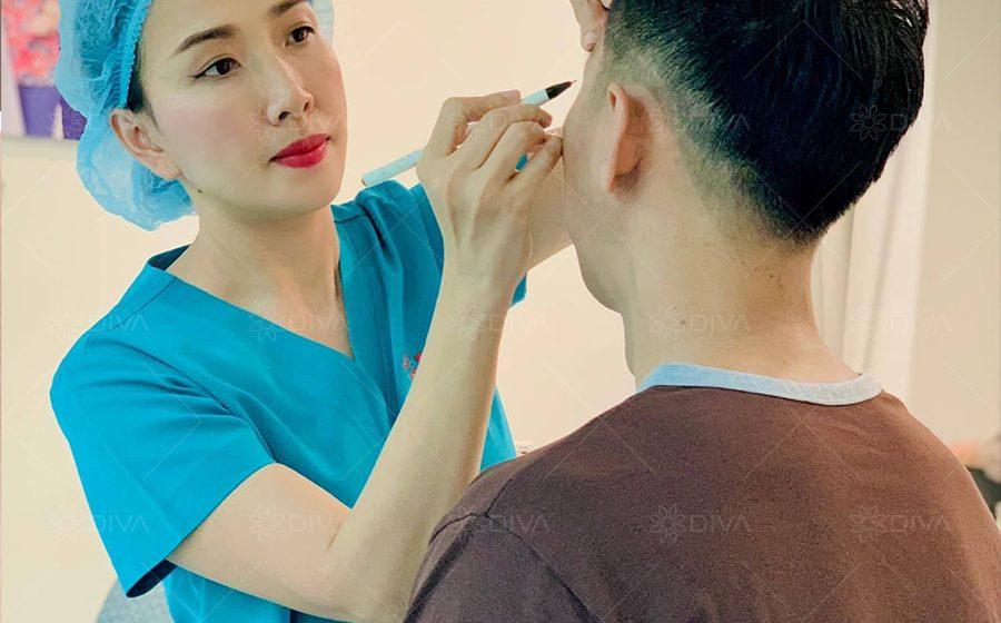 Phương pháp xử lý khi cắt mắt bị lật mi