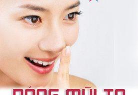 Dáng mũi to có xấu không? Cách cân chỉnh dáng mũi to vĩnh viễn